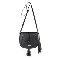 Horseshoe Bag - Black