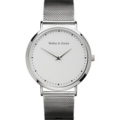 Barbas & Zacari Eclipse Metal Mesh Watch - Unisex