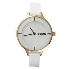 MONOL Denmark 3G Mille watch white/rose