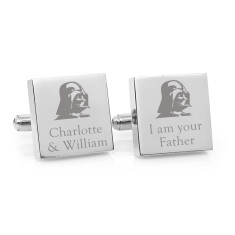 I am your father cufflinks