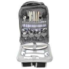 Picnic Back Pack including all accessories (4 person)