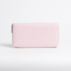 The nomad soft pink travel wallet