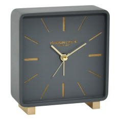 London Clock Company Torget Silent Alarm Clock