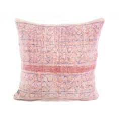 Kilim Collection: Pink Tribal Dreaming Cushion