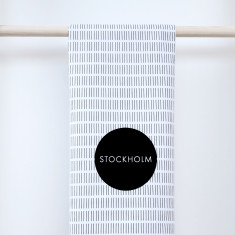 Stockholm Tea Towel