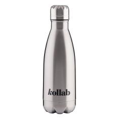 Reusable Drink Bottle Silver