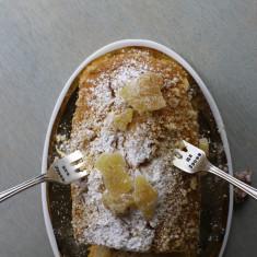 Personalised Vintage Cake Fork Set