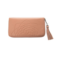 Tahlia Wallet - Dusty Pink