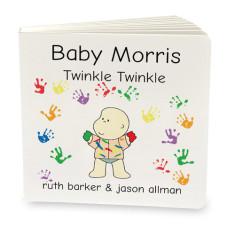 Baby Morris twinkle twinkle board book