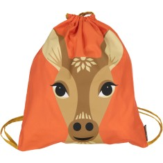 Organic cotton Deer rucksack