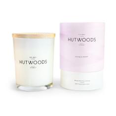 Lychee & Peony Wood Wick Candle