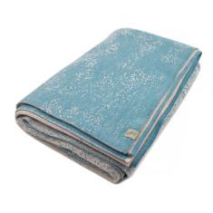 Orion Extra Fine Merino blanket & throw