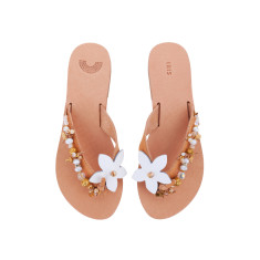 Jasmine embellished sandals