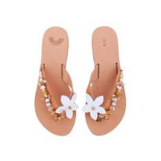 Jasmine embellished sandals