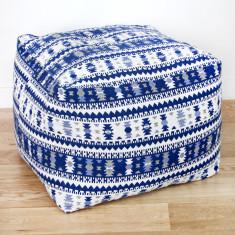 Amalfi Ottoman Footstool Cover