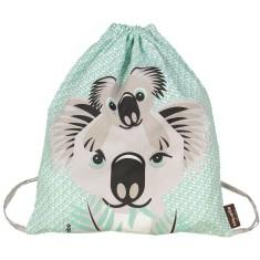 Organic cotton Koala rucksack