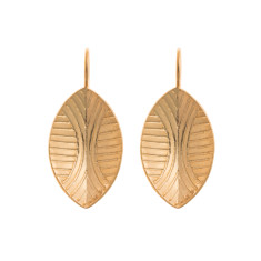 Large Shield earrings
