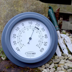 Garden Thermometer Dial