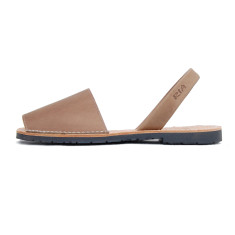 Morell Avarcas sandals in putty