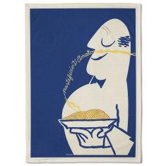 Italian Pasta Tea Towel
