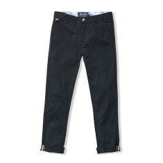 Boys Navy Chinos
