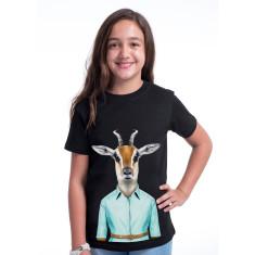 Gazelle kid's tee