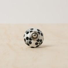 Snowflake knob