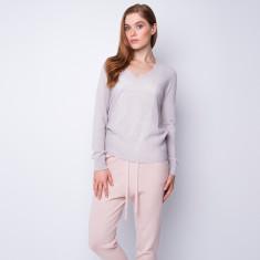 Smitten super fine cashmere v-neck pullover