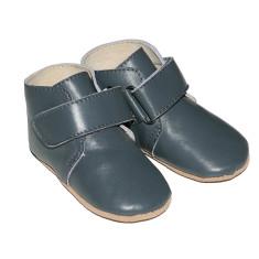 Pre-walker Oxford Boot in grey