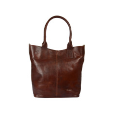 Standard Leather Tote Bag in Brown