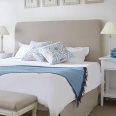 Linen bedhead - various sizes