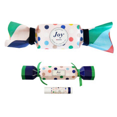 Joy Set - Inspirational Message in a soap with lip balm bon bon