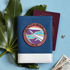 Embroidered Travel Patch - Destination Wander-Luxe