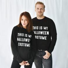 Halloween Costume Halloween Unisex Sweatshirt Jumper
