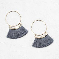 Sierra Fringed Earrings
