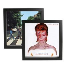 HolySmoke Vinyl Record Frame - 2Pk