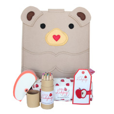 Bertie Bear iPad Cover Pack