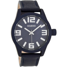 Sporty but nice watch (navy)