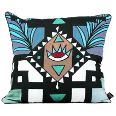 African Nights Cushion Cover