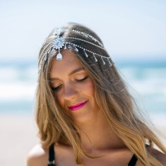 Octavia Belle headpiece