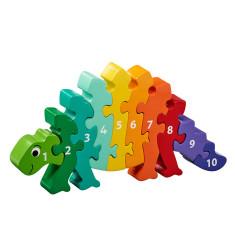 Dinosaur Jigsaw 1-10