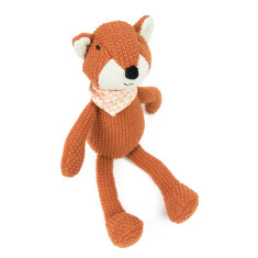 Weegoamigo Pearl Knit Toy - Fox