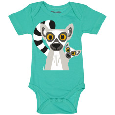 Lemur Onesie