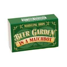 Grow Your Own Beer Garden In A Matchbox