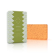 Funaya Yuzu Exfoliating Body Bar