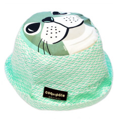 Seal kids' sun hat