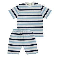Blue on Blue Pyjamas
