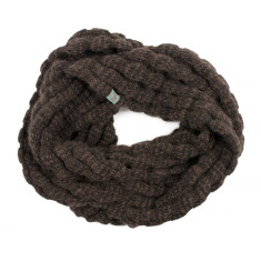Aniseed - Angora snood scarf