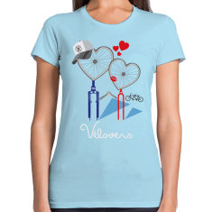 Women's velovers t-shirt
