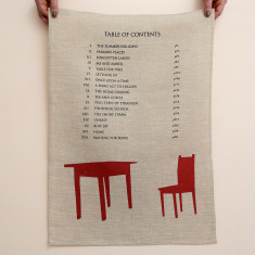 Table tea towel